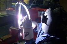 Image welder F4M Cryogenic services | Cryogenic repairs